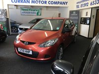 USED 2010 10 MAZDA 2 1.3 TS 3d 74 BHP Previously Owned by Us