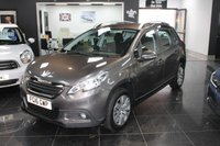 USED 2016 16 PEUGEOT 2008 1.6 BLUE HDI S/S ACTIVE 5d 100 BHP