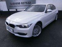 2012 BMW 3 SERIES 2.0 320D LUXURY 4dr £10480.00