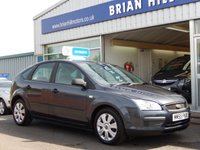 USED 2006 55 FORD FOCUS 1.6 LX  5dr AUTOMATIC