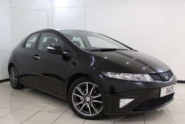 View our 2011 61 HONDA CIVIC 1.8 I-VTEC SI 5DR 138 BHP