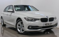 2016 BMW 3 SERIES 1.5 318I SPORT 4d AUTO 135 BHP £16490.00