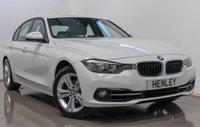 2016 BMW 3 SERIES 1.5 318I SPORT 4d AUTO 135 BHP £16990.00
