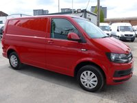 2016 VOLKSWAGEN TRANSPORTER 2.0 T28 TDI TRENDLINE BLUE MOTION (101 BHP) ELECTRIC PACK & AIRCON £14995.00