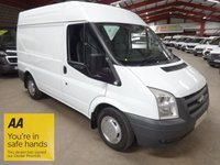 "USED 2011 61 FORD TRANSIT 2.2 280 SWB SHR   -ONE OWNER-SERVICE HISTORY- AIR CON & QUALITY SHELVING - ""YOU'RE IN SAFE HANDS"" - AA DEALER PROMISE"