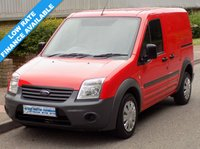 USED 2014 14 FORD TRANSIT CONNECT 1.8 TDCI T200 SWB LOW ROOF 75 BHP