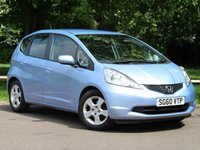 USED 2010 60 HONDA JAZZ 1.3 I-VTEC ES I-SHIFT 5d AUTO 98 BHP £99 PCM With £0 Deposit