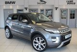 USED 2015 15 LAND ROVER RANGE ROVER EVOQUE 2.2 SD4 AUTOBIOGRAPHY 5d AUTO 190 BHP FULL LEATHER SEATS + FULL LAND ROVER SERVICE HISTORY + SAT NAV + PANORAMIC ROOF + SURROUND VIEW REVERSE CAMERA + HEATED/COOLED FRONT SEATS + HEATED REAR SEATS + XENON HEADLIGHTS + HEATED STEERING WHEEL + 20 INCH ALLOYS + BLUETOOTH + CRUISE CONTROL