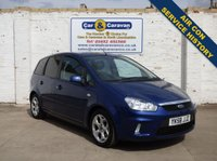 USED 2008 58 FORD C-MAX 1.8 ZETEC 5d 116 BHP Service History Air Con Towbar 0% Deposit Finance Available