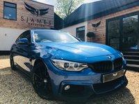 2016 BMW 4 SERIES 3.0 430D XDRIVE M SPORT GRAN COUPE 4d AUTO 255 BHP £23490.00