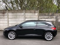 USED 2011 60 VOLKSWAGEN SCIROCCO 2.0 GT TDI 2d 170 BHP AUTO DSG PDC/FULL SERVICE HISTORY/CLEAN