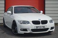 2013 BMW 3 SERIES 2.0 320D M SPORT 2d 181 BHP