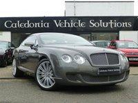 2008 BENTLEY CONTINENTAL 6.0 GT SPEED 2d 603 BHP £42488.00