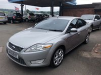 USED 2009 09 FORD MONDEO 1.8 TITANIUM TDCI 5d 124 BHP DIGITAL DUAL CLIMATE CONTROL