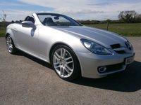 2008 MERCEDES-BENZ SLK 1.8 SLK200 KOMPRESSOR 2d AUTO 184 BHP £9995.00