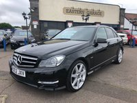 2012 MERCEDES-BENZ C CLASS 1.8 C180 BLUEEFFICIENCY SPORT 4d 155 BHP £10995.00