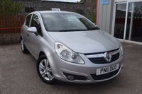 USED 2011 11 VAUXHALL CORSA 1.2 ENERGY 5d 83 BHP IDEAL FIRST CAR, LOW INSURANCE & VERY ECONOMICAL