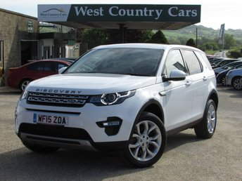 2015 LAND ROVER DISCOVERY SPORT 2.2 SD4 HSE 5d AUTO 190 BHP £SOLD
