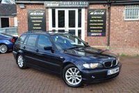 2005 BMW 3 SERIES 2.0 320D ES TOURING 5d 148 BHP £2295.00