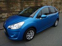 2011 CITROEN C3 1.4 VTR PLUS EGS 5d AUTO 94 BHP £5150.00