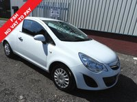 USED 2012 12 VAUXHALL CORSA 1.2 CDTI ECOFLEX S/S NO VAT TO PAY  74 BHP FSH SAVE WITH NO VAT TO PAY !!!!!!!!!!!!!!!!!!!!!!!!!!!!!!!!!!