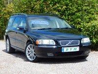 2006 VOLVO V70 2.4 SE D5 5d AUTO 183 BHP £4670.00