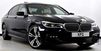 2015 BMW 7 SERIES 3.0 730Ld M Sport 4dr Auto £37495.00
