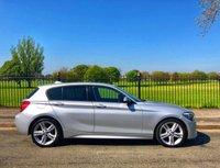 2013 BMW 1 SERIES 1.6 116I M SPORT 5d 135 BHP £10995.00