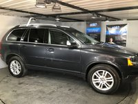 USED 2011 11 VOLVO XC90 2.4 D5 SE AWD 5d AUTO 197 BHP Family 7-Seater  :  Bluetooth :    Full leather upholstery      :      Heated front seats      :      Electric/Memory driver's seat    : Rear parking sensors    :    Full service and MOT when sold