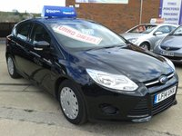 2014 FORD FOCUS 1.6 EDGE ECONETIC TDCI 5d 104 BHP £6975.00