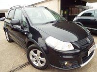 2011 SUZUKI SX4 2.0 SZ5 DDIS 5d 135 BHP £4295.00