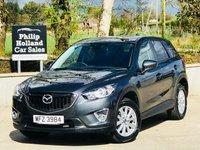 2015 MAZDA CX-5 2.2 D SE-L NAV 5d AUTO 148 BHP £14895.00