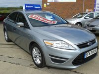 2013 FORD MONDEO 1.6 EDGE TDCI 5d 114 BHP £SOLD