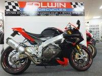 2010 APRILIA RSV4 999cc RSV 4 FACTORY  £8000.00