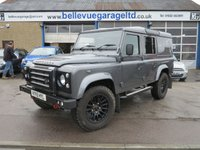 USED 2015 15 LAND ROVER DEFENDER 2.2 TD XS UTILITY WAGON 1d 122 BHP