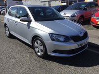 USED 2016 66 SKODA FABIA 1.4 SE TDI 5d 89 BHP PRICE INCLUDES A 6 MONTH AA WARRANTY DEALER CARE EXTENDED GUARANTEE, 1 YEARS MOT AND A OIL & FILTERS SERVICE. 12 MONTHS FREE BREAKDOWN COVER.