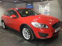 USED 2012 12 VOLVO C30 1.6 DRIVE SE LUX S/S 3d 113 BHP
