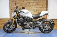 2014 DUCATI MONSTER M1200 S - Full Ducati history £8495.00