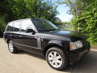 USED 2006 56 LAND ROVER RANGE ROVER 3.6 TDV8 VOGUE 5d AUTO 272 BHP