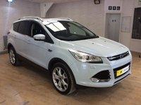 2013 FORD KUGA 2.0 TITANIUM X TDCI 5d 160 BHP £13995.00