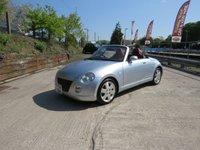 2006 DAIHATSU COPEN 0.7 ROADSTER 2d 67 BHP £3995.00