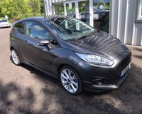 USED 2016 16 FORD FIESTA 1.0 ZETEC S ECOBOOST (125ps) 3d THIS VEHICLE IS AT SITE 1 - TO VIEW CALL US ON 01903 892224