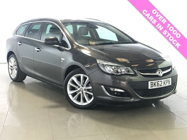 View our 2012 62 VAUXHALL ASTRA 2.0 SE CDTI S/S 5d 163 BHP