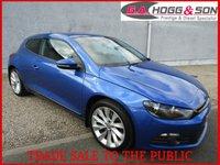 2010 VOLKSWAGEN SCIROCCO 2.0 GT TDI 2dr AUTO 170 BHP EXCELLENT VALUE SCIROCCO £SOLD