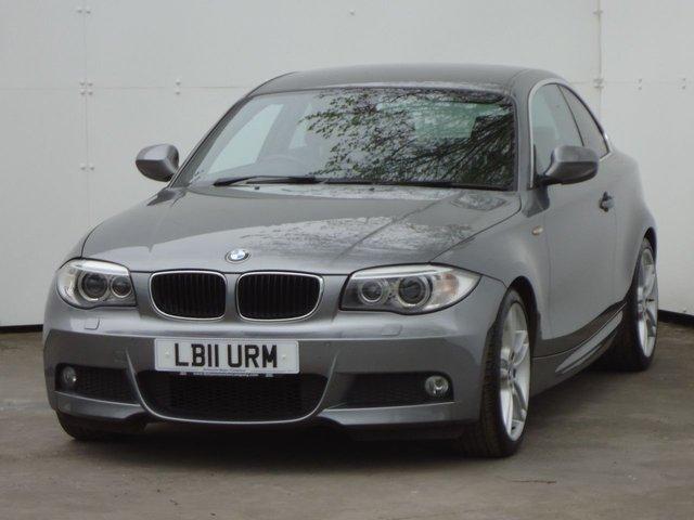 2011 11 BMW 1 SERIES 2.0 120I M SPORT 2d 168 BHP
