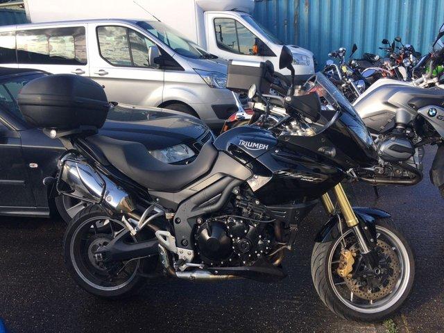 2008 58 TRIUMPH TIGER 1050 1050cc