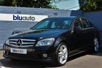 2009 MERCEDES-BENZ C 220 2.1 CDI SPORT 4d AUTO 168 BHP £SOLD