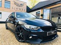 2015 BMW 4 SERIES 3.0 430D M SPORT GRAN COUPE 4d AUTO 255 BHP £21490.00