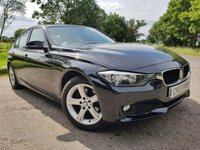 2013 BMW 3 SERIES 2.0 320D SE 4d PARKING SENSORS & CLIMATE £8275.00