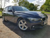 "2013 BMW 3 SERIES 2.0 318D SE TOURING 5d 17"" ALLOYS & PRIVACY £7475.00"